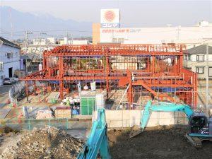 ホープステーション・ジョイ 新事業所建設